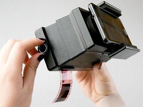 老照片也分享 智能手机胶片扫描仪来帮你