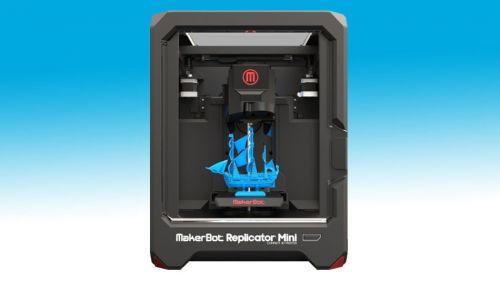 MakerBot迷你3D打印機:在家打印梳子/玩具
