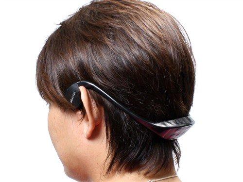 耳机发展另类趋势 icharge骨传导耳机