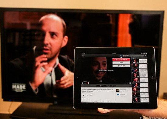 评谷歌Chromecast电视棒 价格便宜但并非万能