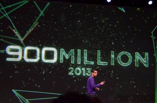 谷歌I/O大会十大看点:平台和数据