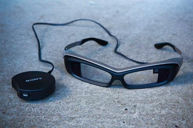 索尼展出一系列产品 未来或许将替代手机