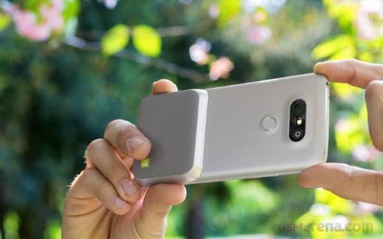 LG G5模块化配件试玩:想法大胆/体验尚佳