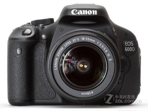 30日相机行情:佳能600D套机售4800元