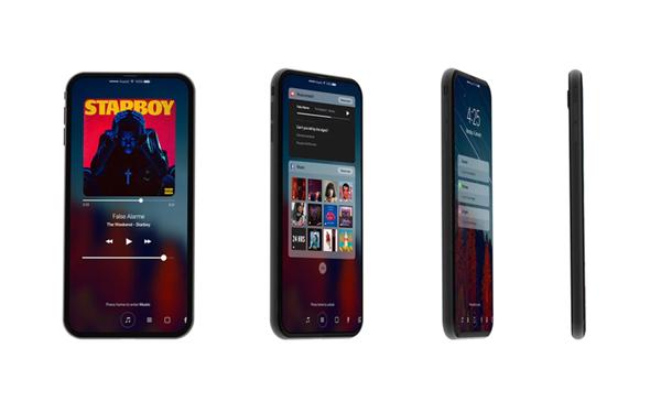 继续脑洞iPhone 8:如果Home键变成TouchBar