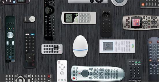有了这个智能蛋可以把家里所有遥控器全扔掉
