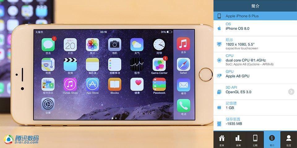iphone/iphone plus 深度评测