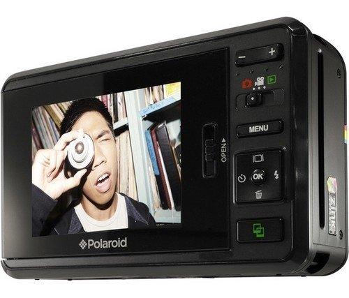 宝丽来发布新款数码拍立得相机Z2300
