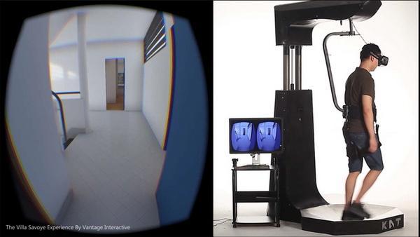虚拟现实跑步机到底是个什么鬼? AR资讯 第7张