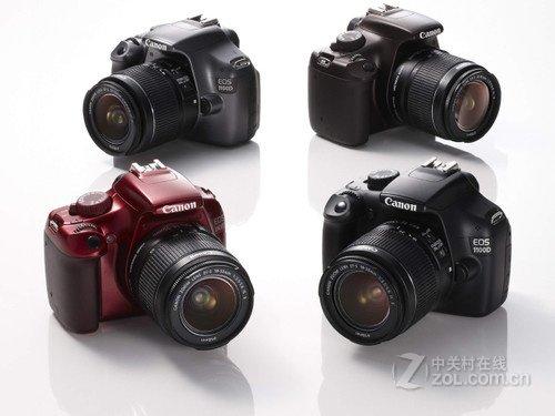 22日相机行情:佳能单反1100D仅3350元