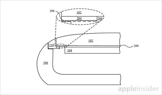 苹果新专利:屏幕有裂痕给用户发通知 要眼睛何用?
