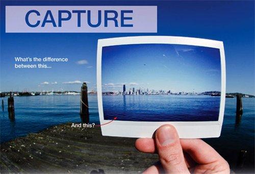 真正记录实景 Capture 180鱼眼相机