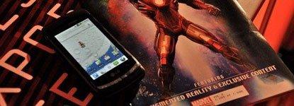 钢铁硬汉 Android智能LG Ally多图赏