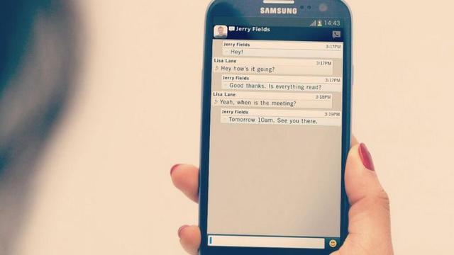 Android版黑莓BBM更新 允许用户撤销照片