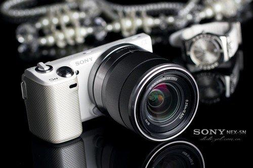 时尚单电相机 索尼NEX5N套机售4999元