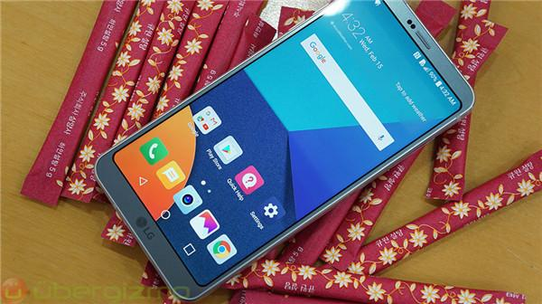 LG G6智能手机外媒评测汇总:屏幕是最大亮点