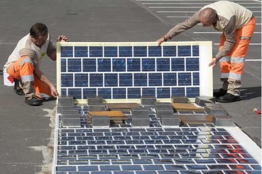 这六条高科技公路不仅只有太阳能