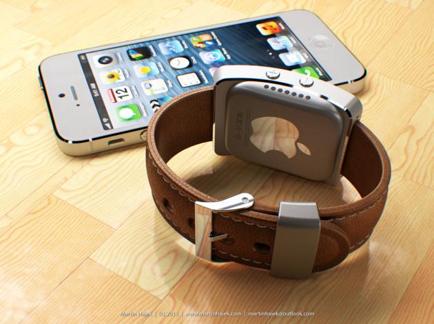 传iWatch将于明年10月亮相 外形似iPod Nano