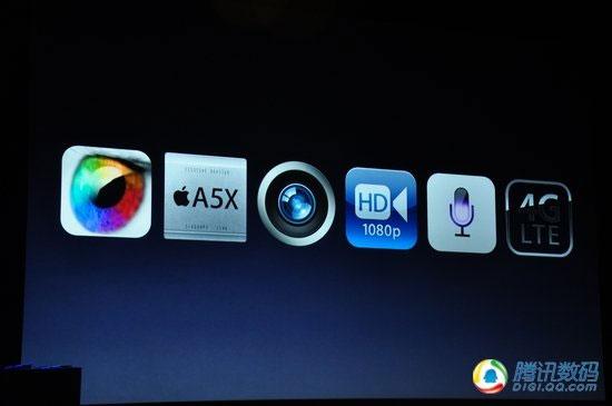 新iPad推动力不足 苹果革新需用户买单