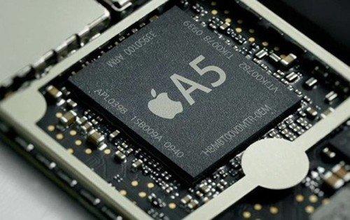 苹果下一代处理器A6仍由三星公司代工