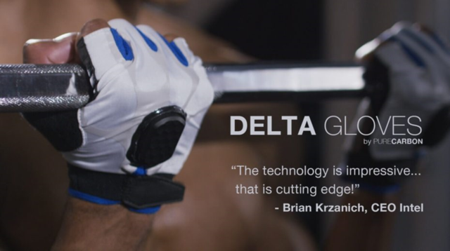 想成为大力士?Delta Gloves智能手套来帮忙