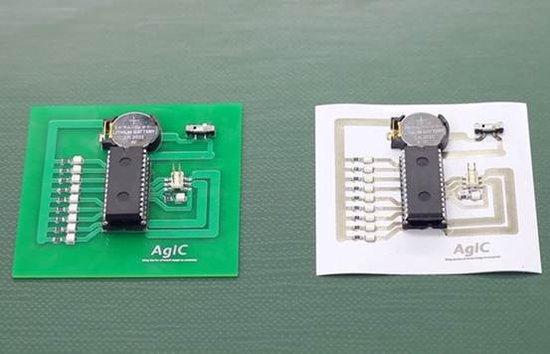 普通家用打印机可改造成电路板打印机