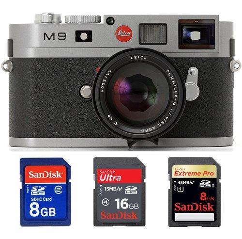徕卡更新M9与SD卡兼容性问题声明