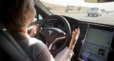 一言不合就单干 特斯拉开发自家无人驾驶芯片