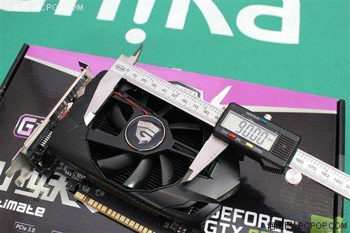 可解封Boost功能!小妖G GTX650再提速12%!