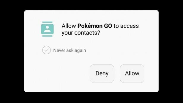 目前最火手机游戏Pokemo Go却引发了隐私问题