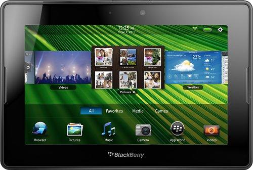 黑莓PlayBook售价暴降 最高达150美元