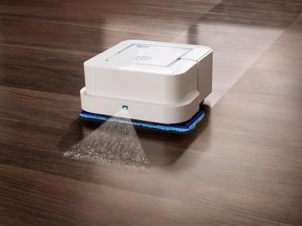 iRobot发布新家用机器人 个头超小还能帮你拖地