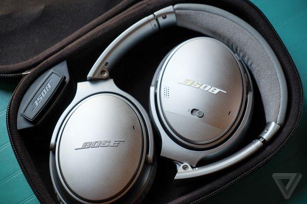 Bose QC35评测 市面上*好的无线降噪耳机