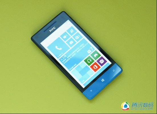 HTC 8S评测:性价比出色的WP8手机