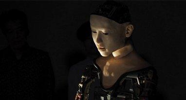 日本神经网络机器人:可按自己意愿做动作