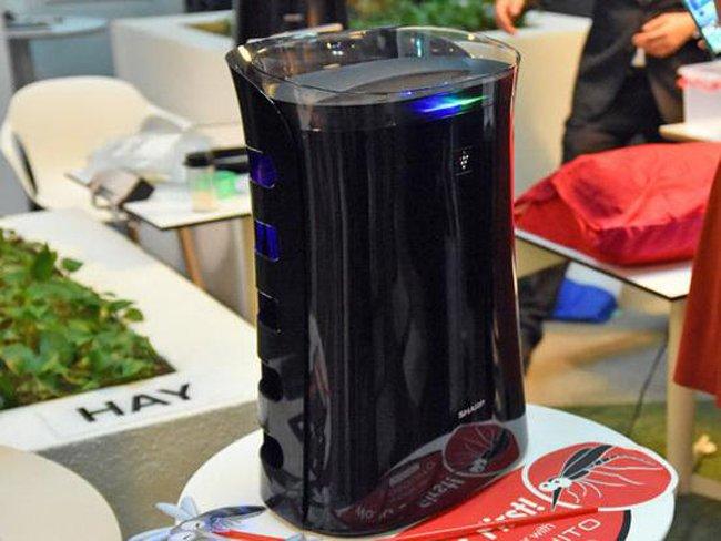 夏普FP-FM40E-B空气净化器(驱蚊)