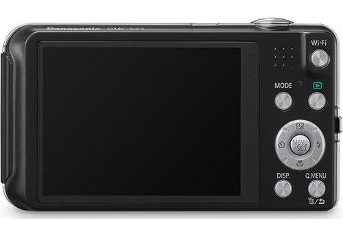 松下发布内置Wi-Fi便携相机DMC-SZ5