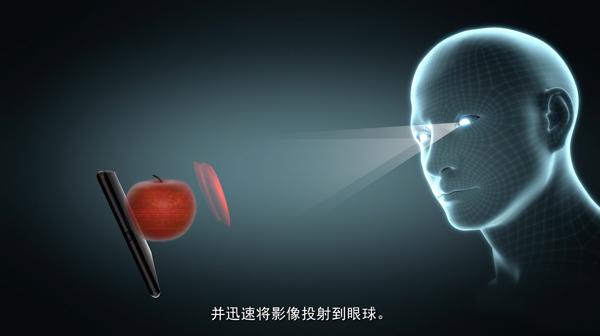 手机显示革命到来 全息交互或将取代裸眼3D