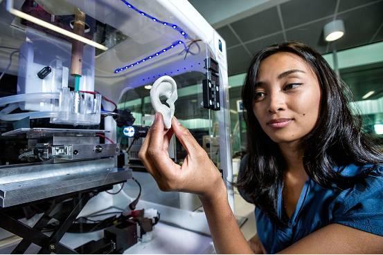 3D打印人体器官真的有可能代替器官移植手术