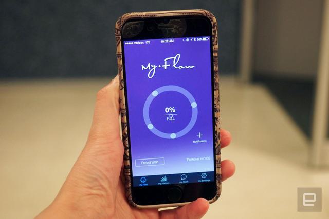 My.Flow智能卫生棉体验 想法很好但还需改进