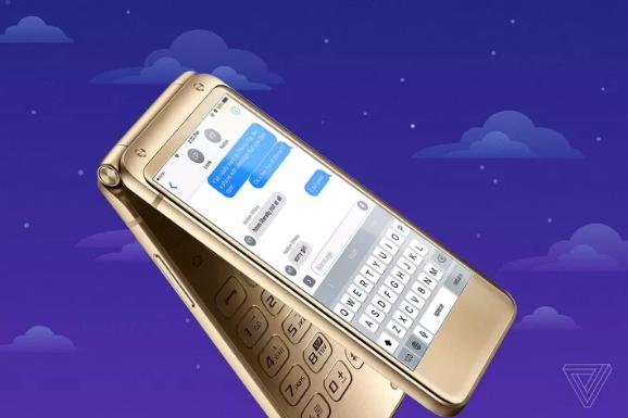 你梦想的手机什么样?有人想要翻转iPhone