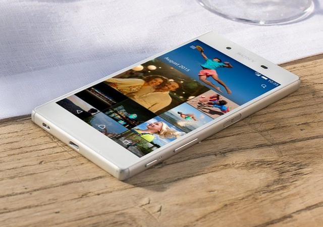 索尼Xperia Z5港版预售 最低4690元起