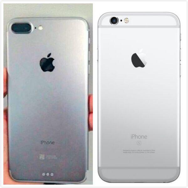 iPhone7或惊喜大减 蓝色版与金属触点皆取消