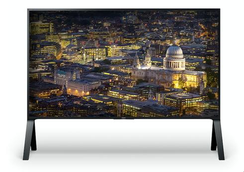 100英寸索尼Z9D电视国内开卖 售价50万
