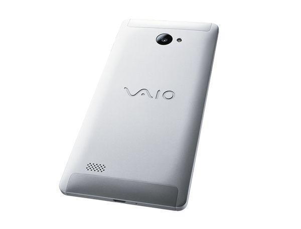 索尼懵了 VAIO推出Android手机与老东家竞争
