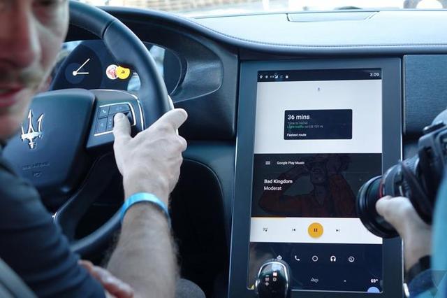 车里没有屏幕但却想手机互联?装个智能车机就行