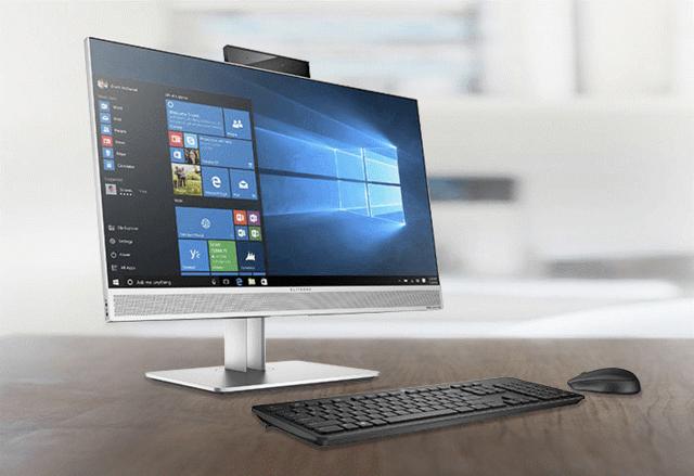 惠普发布Elite四款新PC 一体机配双摄还支持VR