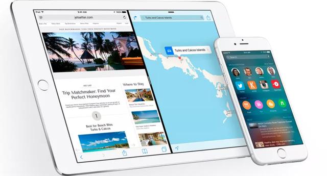 果粉升级iOS 9的五大理由:操作更加智能化