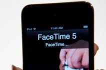 第四代iPod touch Facetime实测