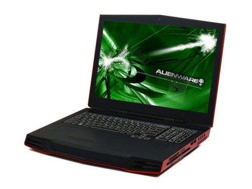 超越台式机 戴尔Alienware M18x售27999元